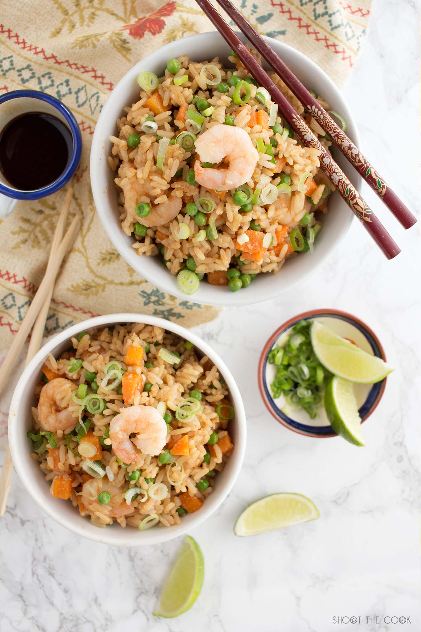 arroz tres delicias receta