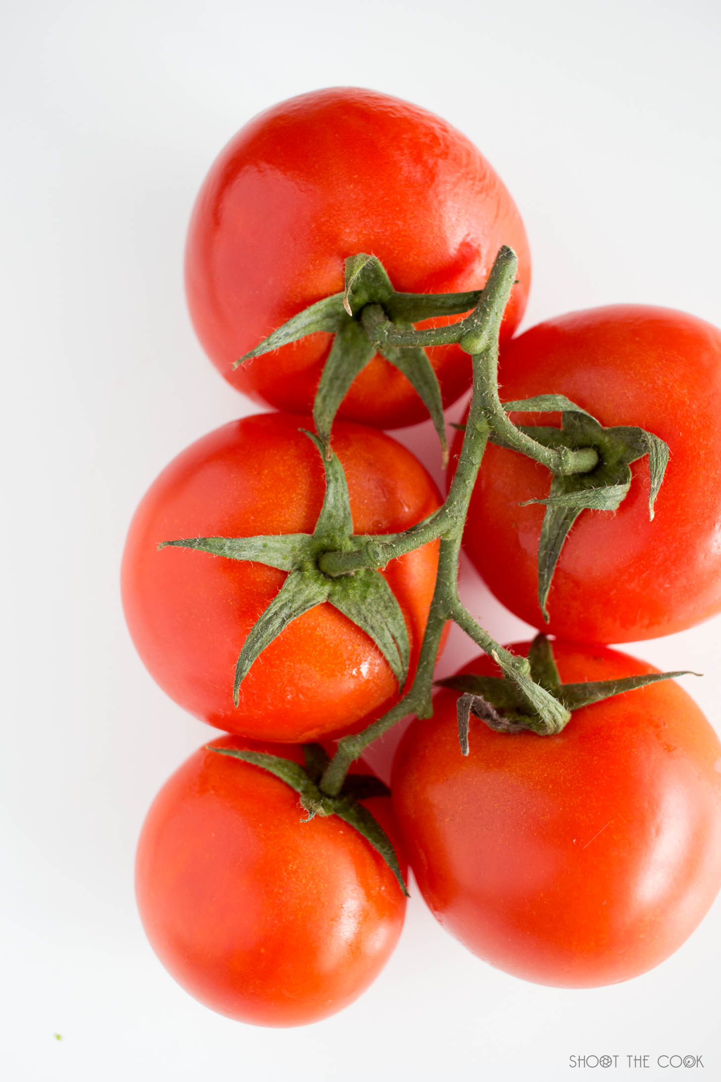 Ensalada de tomate marroquí