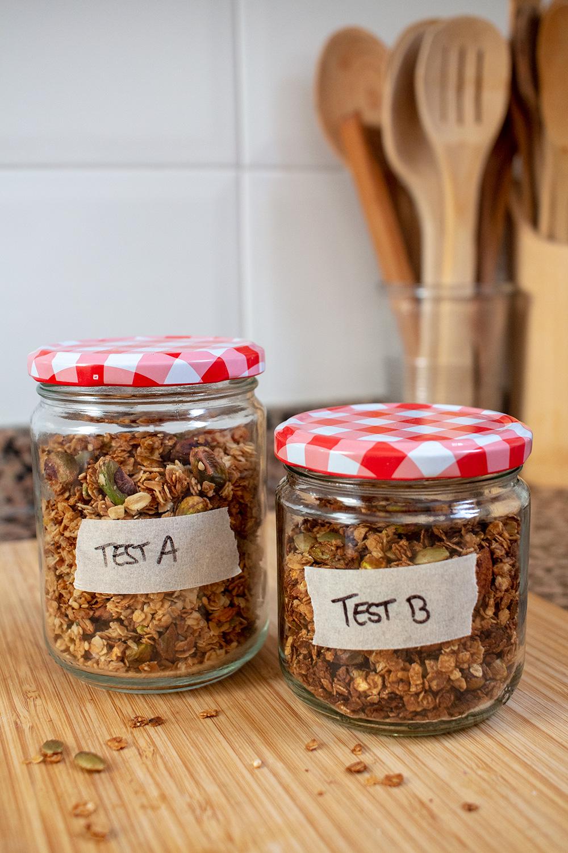 como se crean las recetas de un blog de cocina