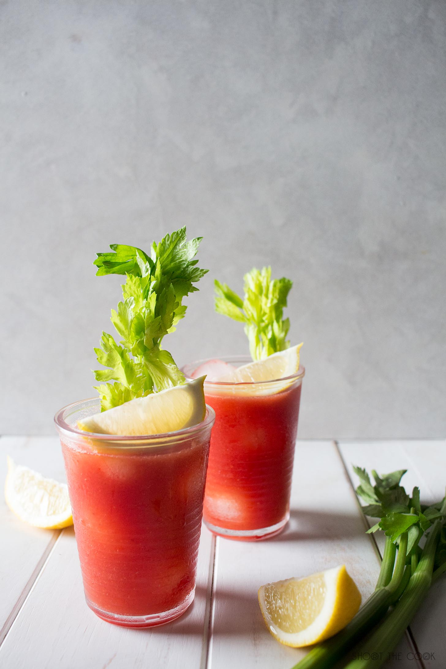 bloody mary receta facil