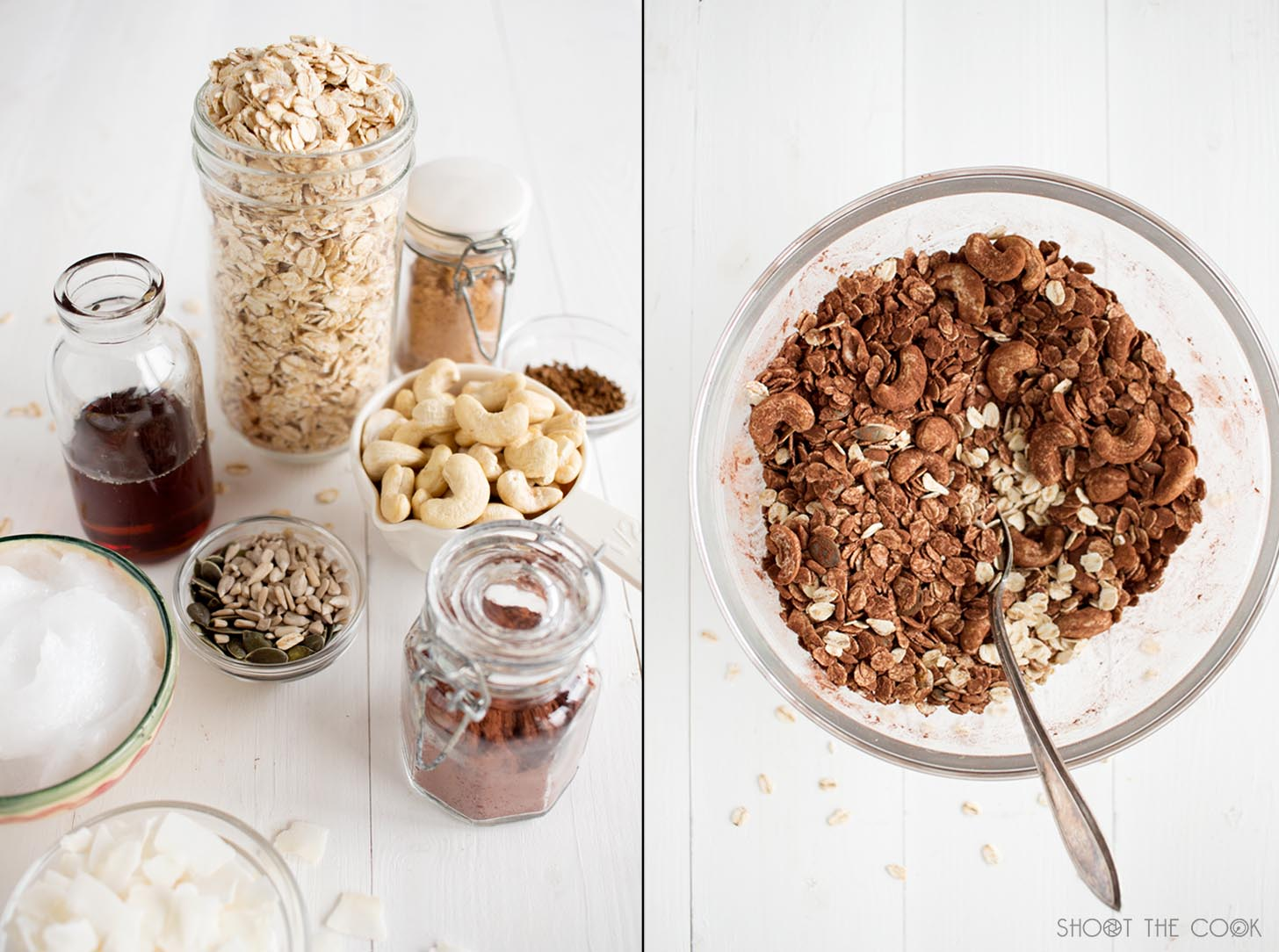 muesli de chocolate