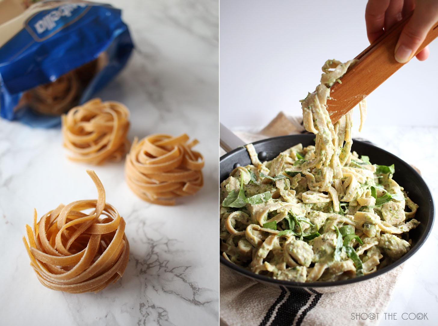 pasta salsa mascarpone